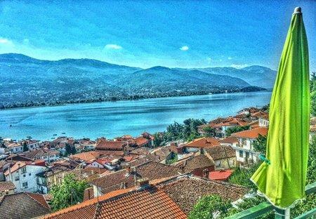 Villa in Ohrid, Macedonia