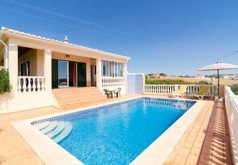 Villa in Săo Bartolomeu de Messines, Algarve: Fabulous gated pool area with panoramic countryside..