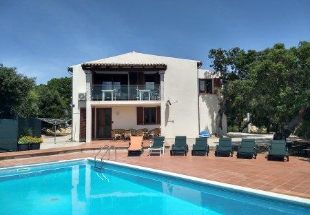 Villa in Padru, Sardinia