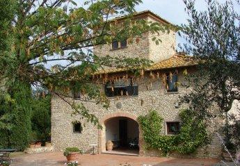 Villa in San Casciano in Val di Pesa, Italy