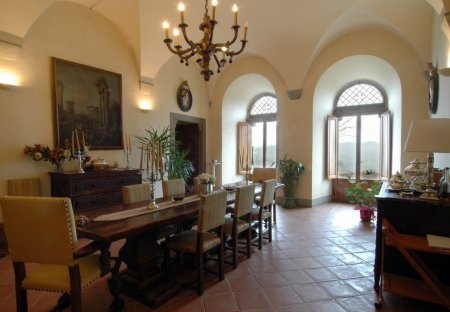 Villa in Volognano, Italy
