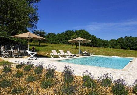 Villa in Tourtoirac, France