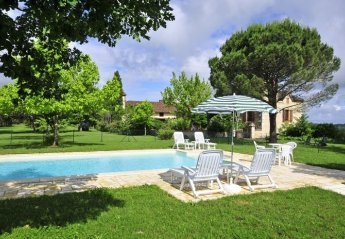 Villa in Albas, the South of France