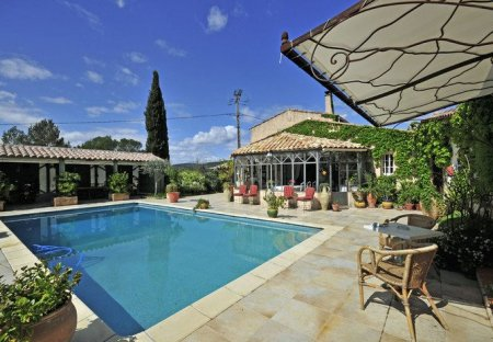 Villa in Cotignac, the South of France