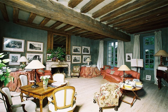 Villa to rent in Luçay-le-Libre, France with private pool ...