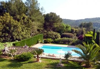 Villa in Bois Fleuri-Chevre d'Or-Saint Philippe, the South of France