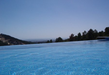 Villa in Monchique, Algarve: Infinity Pool