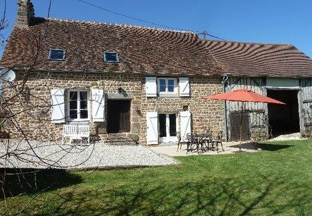 Farm House in Saint-Bômer-les-Forges, France