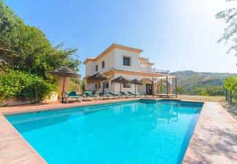 Villa in Cútar, Spain