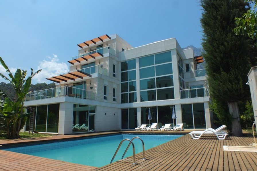 Villa To Rent In Kemer Turkey With Private Pool 130043
