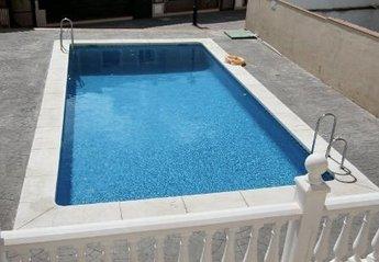 Village House in Villanueva de la Concepción, Spain: 11m x 5m swimming pool