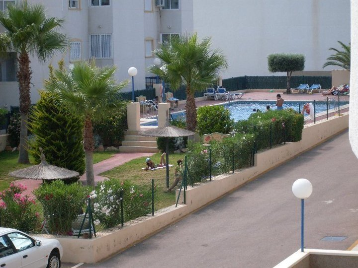 Apartment To Rent In La Cinuelica Spain With Shared Pool