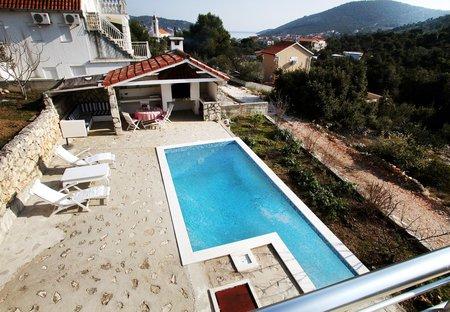 Villa in Vinišće, Croatia