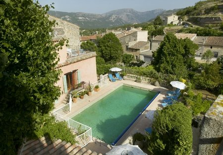 Apartment in Cipières, the South of France: Maison Rose