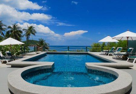 Villa in Koh Phangan, Thailand: