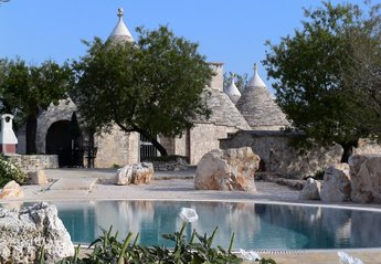 Country House in Martina Franca, Italy