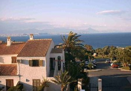Apartment in Gran Alacant, Spain: view from terrace and bedrooms