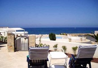 Villa in Chlorakas, Cyprus: Stunning views from the front patio
