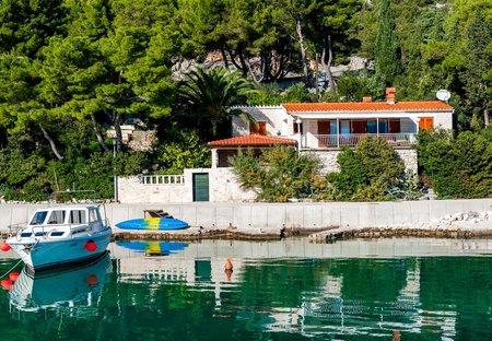House in Klek, Croatia