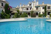 Duplex_apartment in Cabo Roig, Spain: 1 of 2 lovely swimming pools