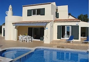 Villa in Areia dos Moinhos, Algarve: 4 bedroom luxury villa with private heated pool and tennis co..