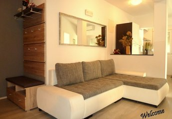 Apartment in Diklo, Croatia