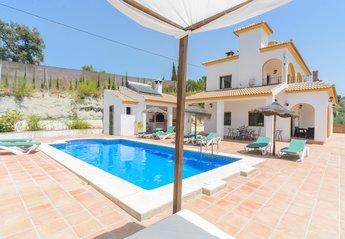 Villa in Barriada Los Ventorros, Spain