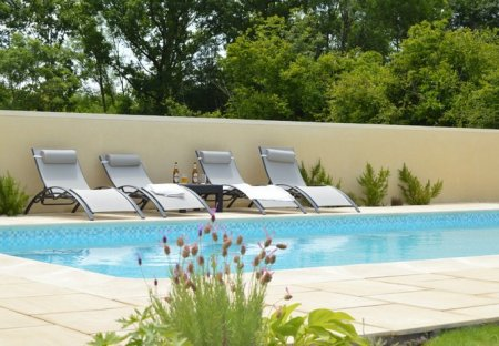 Villa in Thouarsais-Bouildroux, France