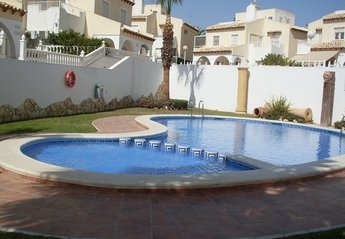 Apartment in Panorama Golf, Spain: Communal pool, peaceful and relaxing on the Costa Blanca