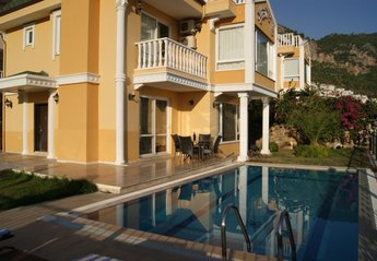 Villa in Alanya city centre, Turkey: Dream Villa 1, luxury, sunshine and relaxation in Alanya, Tur..