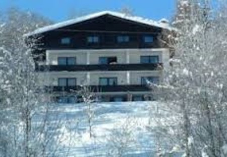 Apartment in Aberg, Austria: Winter View