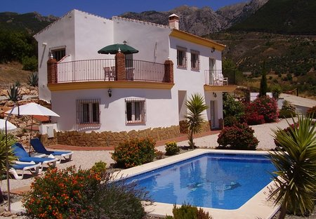 Villa in Alcaucín, Spain: El Olivo