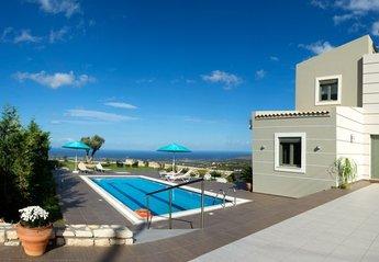 Villa in Greece, Eleftherna