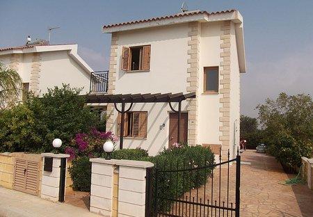 Villa in Ayia Thekla, Cyprus: Sunset villa - Front view 2