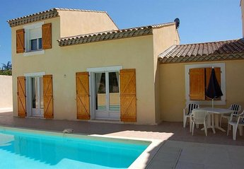Villa in Poilhes, the South of France