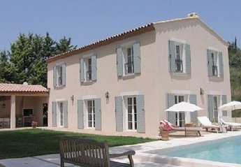 Villa in Campagnan, the South of France