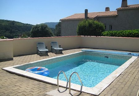 House in Lamalou-les-Bains, the South of France