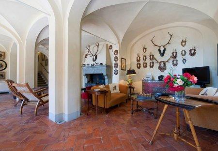 Villa in Castelfiorentino, Italy