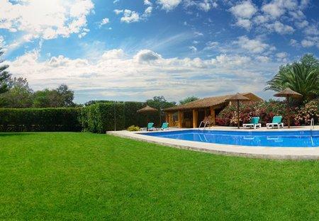 Villa in Campos, Majorca: SON LLANERAS VILLA NEAR ES TRENC BEACH