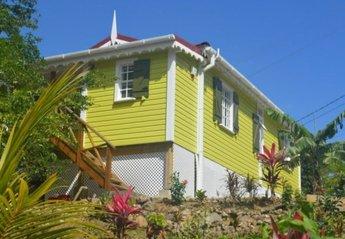 Cottage in Roseau, Dominica