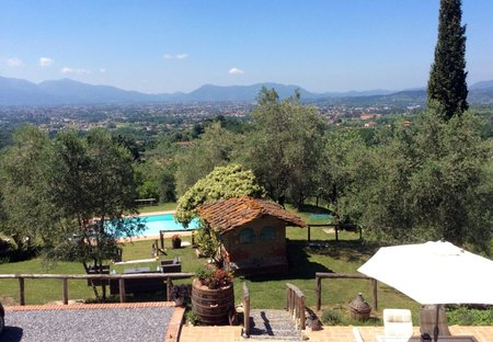 Country House in Capannori, Italy