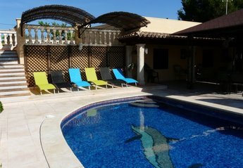Villa in S'Arenal, Majorca