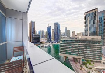 Apartment Rental In Dubai Marina With Shared Pool