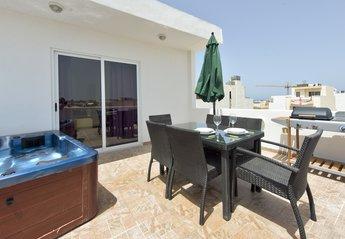 Penthouse Apartment in Malta, San Pawl il-Bahar