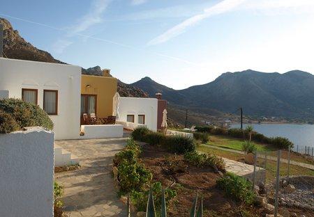 Villa in Tilos, Greece