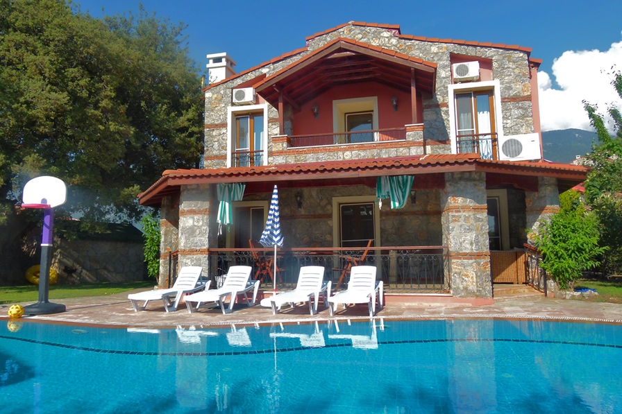 Villa To Rent In Hisaronu Turkey With Private Pool 182800