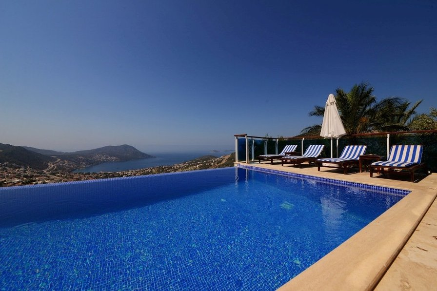 Villa To Rent In Kalkan Turkey With Private Pool 182937