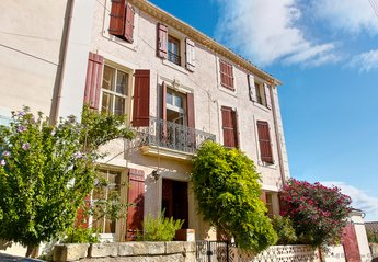 House in Argeliers, the South of France: Village House full of character