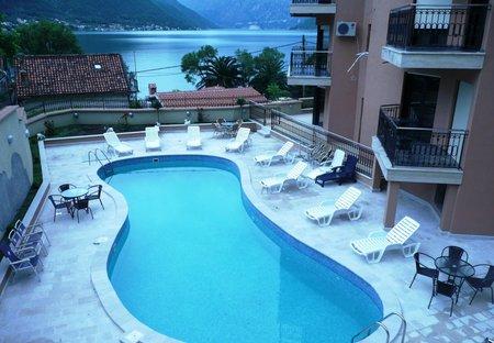 Apartment in Dobrota, Montenegro
