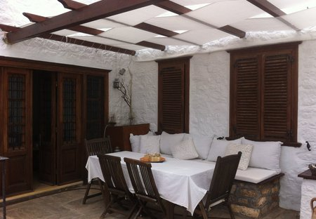 Villa in Hydra, Greece